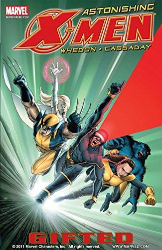 Leer Astonishing X-men  Volumen 1 Comic Online en Español