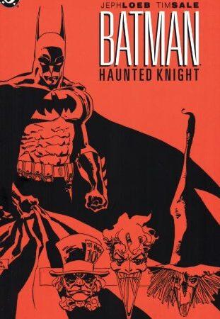 Leer Batman Caballero Maldito / Haunted Knight online en español