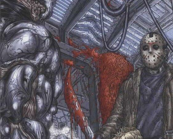 Leer Friday the 13th: Jason vs Jason X online en español
