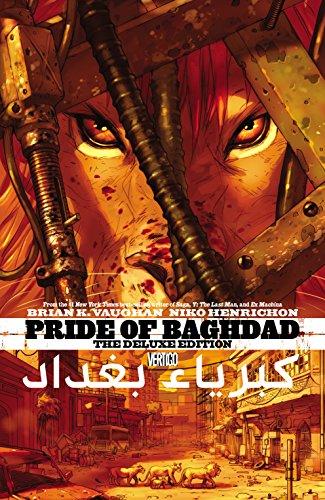 Leer Orgullo de Baghdad / Pride of Baghdad Online en Español