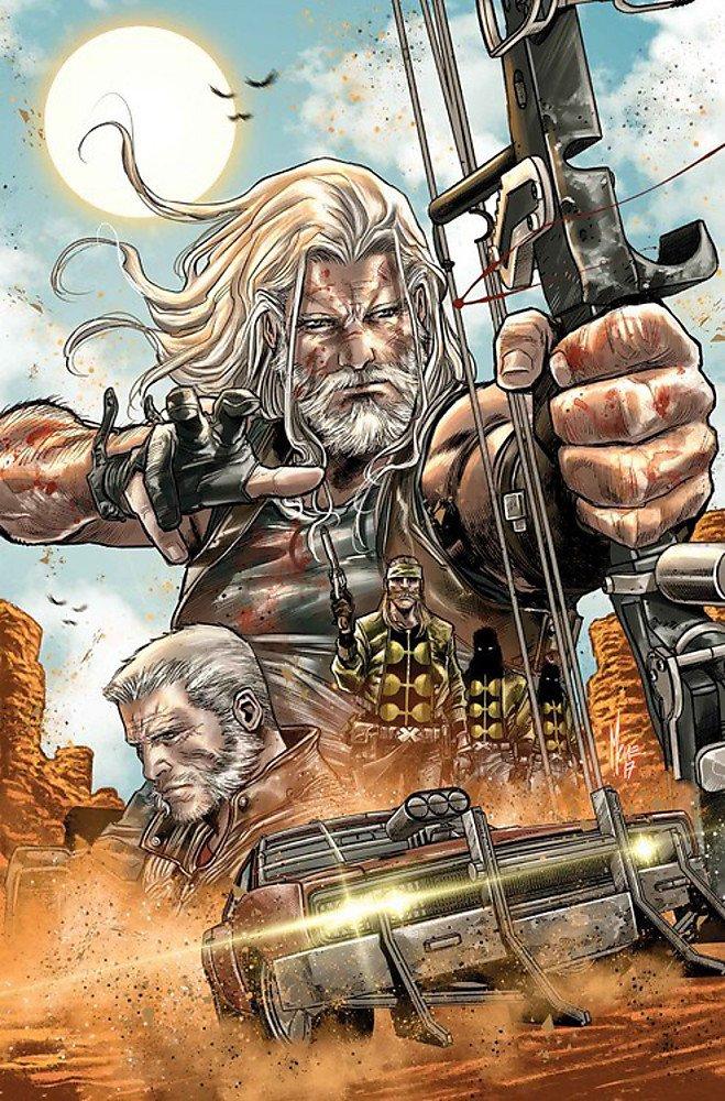 Leer Old Man Hawkeye online en español