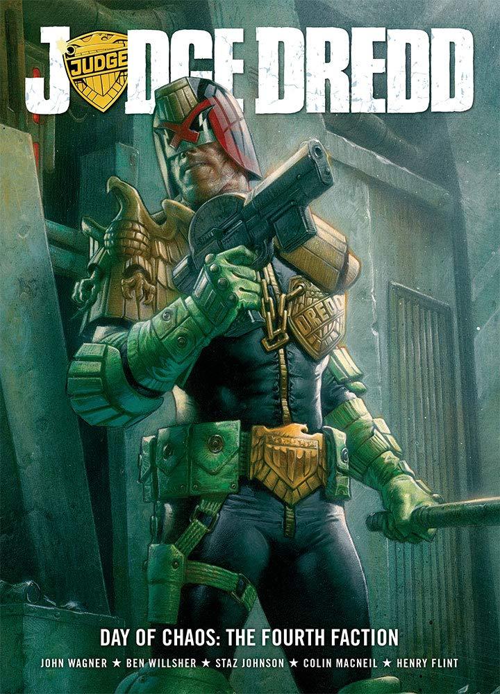Leer Judge Dredd Volumen 9, 10, 11, 12, 13, 14 y 15 online en español