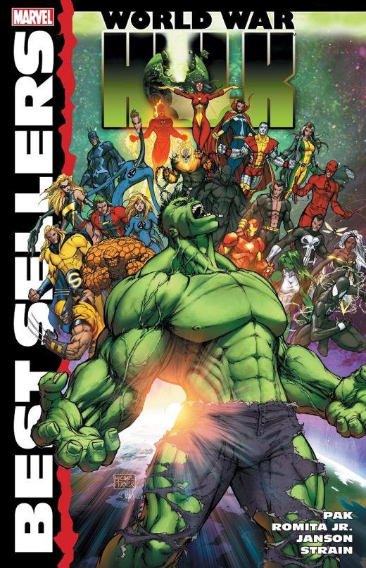 Leer World War Hulk  + Tie- Ins Online en Español