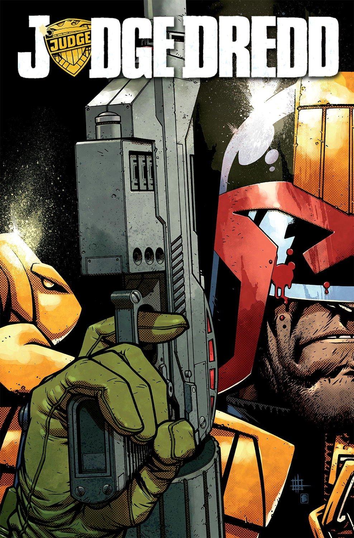 Leer Judge Dredd Volumen 1, 2, 3, 4 ,5 ,6 ,7 y 8 online en español