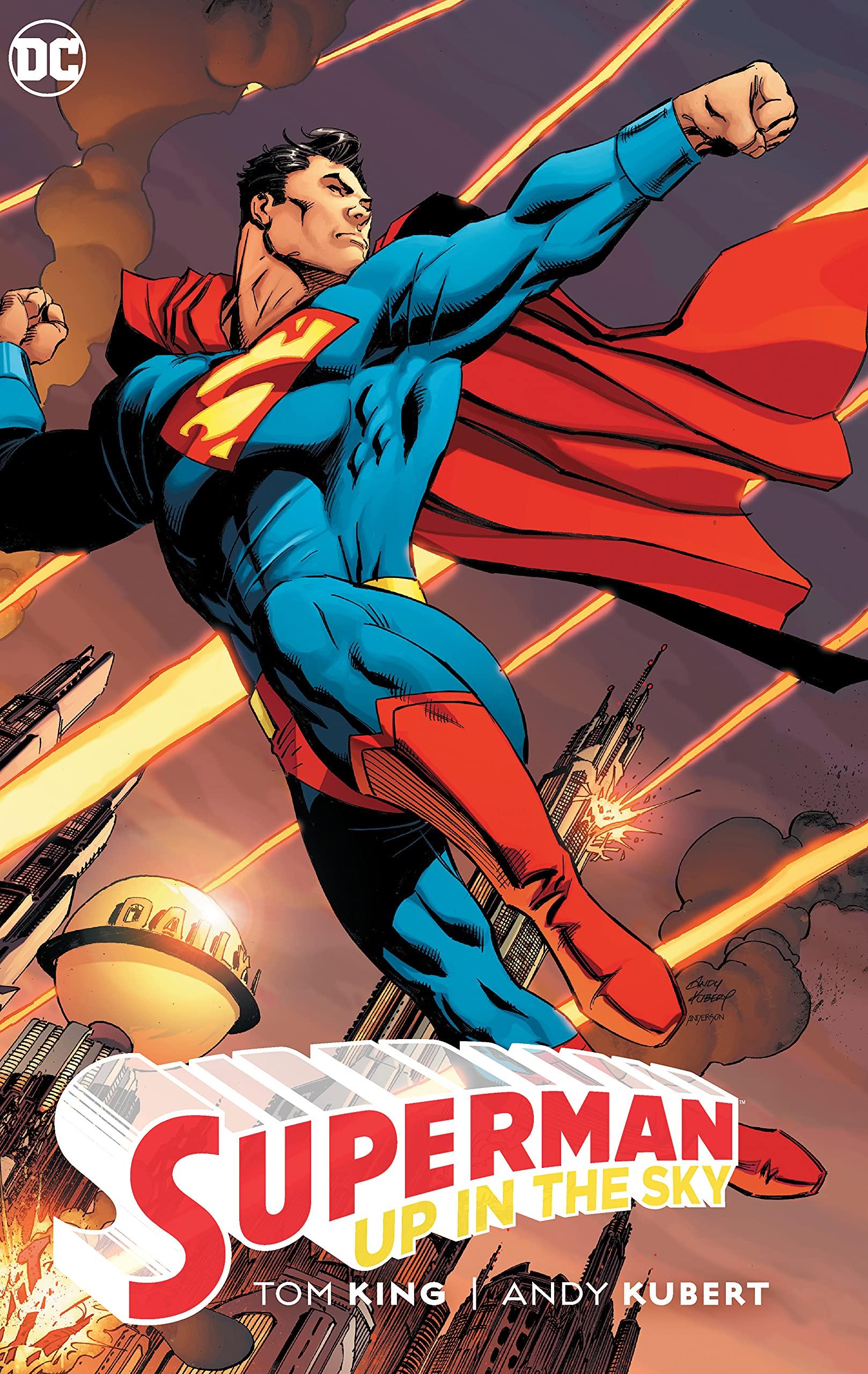 Leer Superman Up In the Sky / Arriba en el cielo online en español