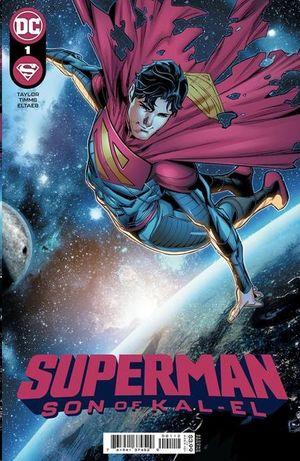 Leer Superman Son Of Kal-El Online en Español
