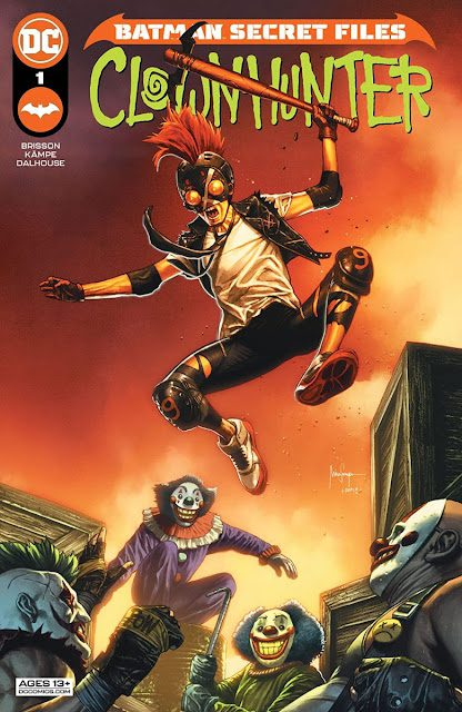 Leer Batman Secret Files: The Clownhunter Online en Español