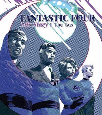 Leer Fantastic Four life Story online en español
