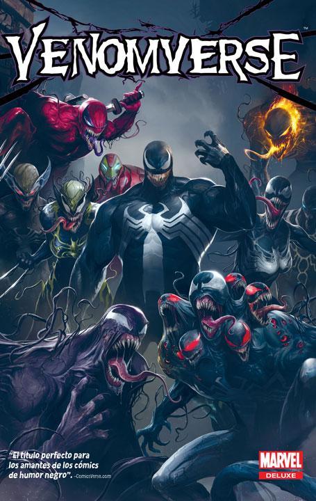 Leer Venomverse , Edge of Venomverse Online en Español