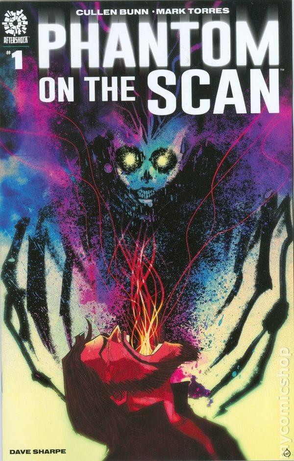 Leer Phantom on the Scan Comic Online en Español