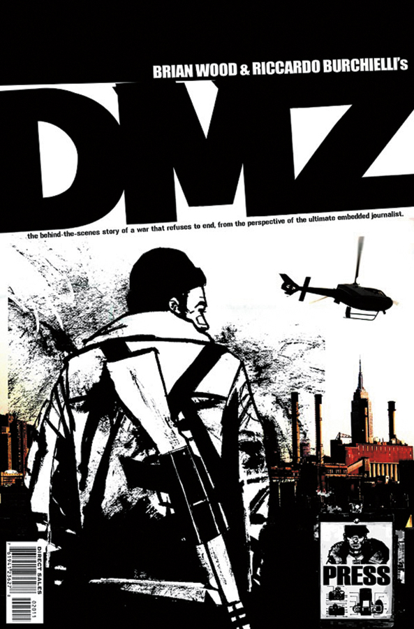 Leer DMZ (Zona Desmilitarizada) comic online en español