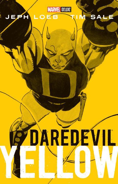 Leer Comic Daredevil Yellow Online en Español