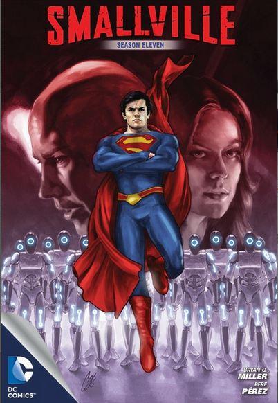 Leer Descargar Smallville Temporada 11 Online en Español